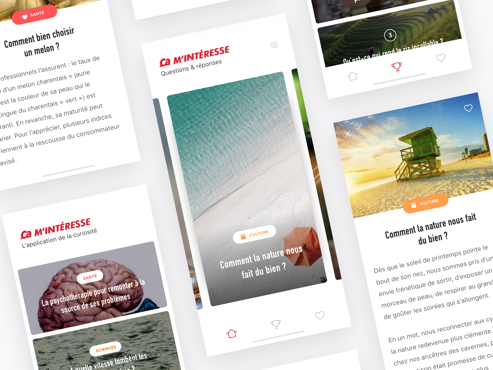 Designer Application Mobile Freelance Paris Design UI UX